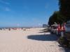 Strand Laboe. Schön aber nur mit Eintrittskarte zu betreten