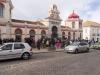 Markt in Loule: Die Markthalle