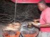 Mitsegeln Karibik: Lobster grillen