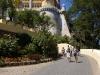 Aufstieg zum Palast