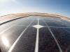 Startrampe Solarpanel